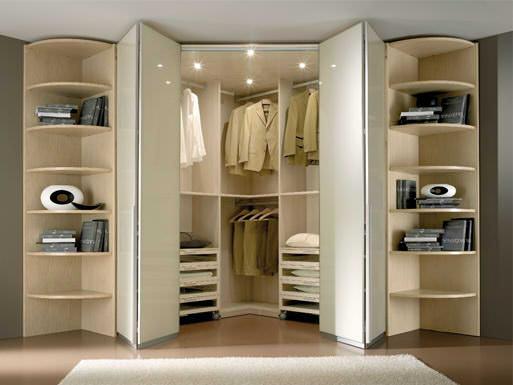 Garderoba z drzwiami składanbymi Katowice