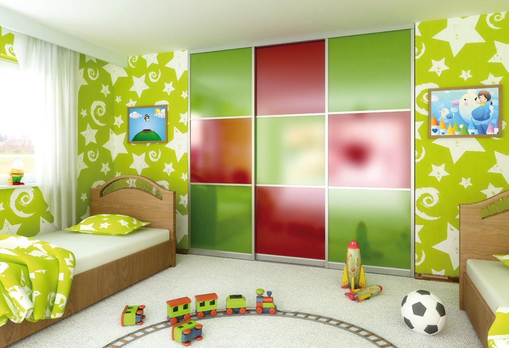 Szafa do pokoju dziecięcego